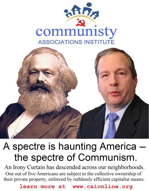 HOA CAI Karl Marx and Tom Skiba